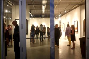 gallery enter brighter