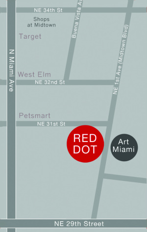 Red Dot Map
